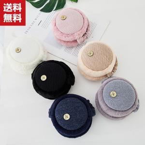 イヤーマフ 防寒イヤーマフ 手洗い可能 折り畳み耳当て フワフワ耳カバー 携帯便利 裏起毛 ファッション雑貨・小物 可愛い 暖かい かわいい  防 coco-fit2018