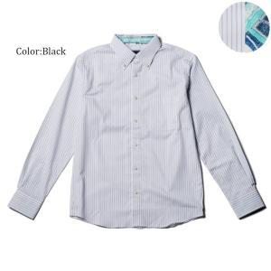 かりゆしウェア アロハシャツ メンズ(男性用) Joyful 全3色 長袖  沖縄結婚式にアロハシャツ メール便利用で送料無料 coco-j