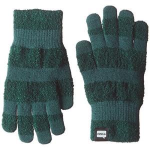 [エヴォログ] 手袋 LET 2306 メンズ GREEN 日本 Free-(FREE サイズ)|coco-ya