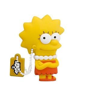 GreyStar グレイスター TRIBE USB ザ・シンプソンズ フラッシュメモリー ドライブ 8GB Lisa FD003404|coco-ya