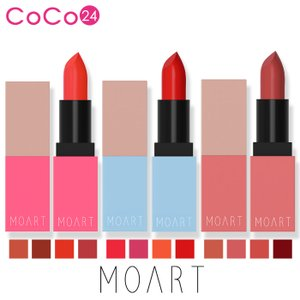 モアート ベルベット リップスティック moart velvet lip stick マットリップ 鮮やかな発色|coco24