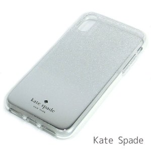 40e4c7687f ケイトスペード iPhoneXSケース iPhoneXケース kate spade グリッター ラメ