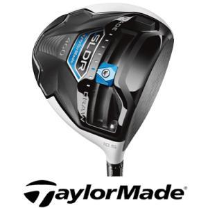 Taylor Made -テーラーメイド-  SLDR WHITE ドライバー USモデル Fujikura Speeder57 カーボンシャフト