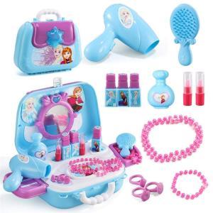 アナと雪の女王 メイクアップセット お化粧セット コスメ おしゃれ 姫系 おもちゃ プレゼント 誕生日 クリスマス 贈り物 知育玩具