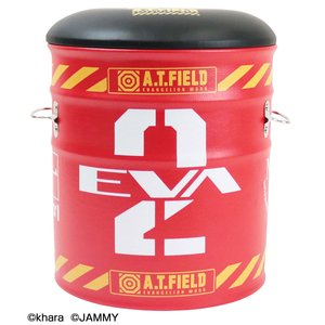 A.T.FIELD ペール缶スツール2号機