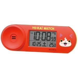 SEIKO セイコー 目覚まし時計(妖怪ウォッチ) CQ15...