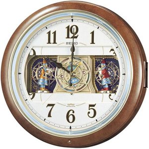 SEIKO セイコー 電波掛時計ウエーブシンフォニー RE559H