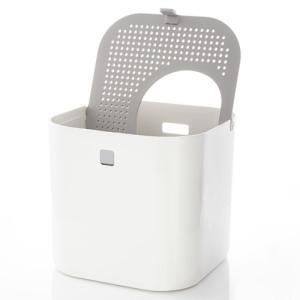 【あすつく】Modkat Litter Box 猫 猫トイレ トイレ スタイリッシュ 砂散らからない 上から入る ホワイト|cocoatta|03