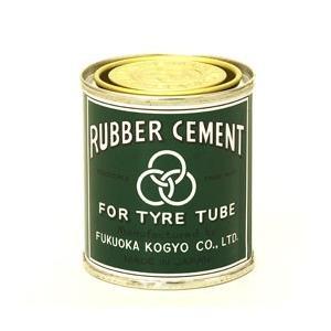 福岡工業 ミツワ ラバーセメント 小缶ゴムのり 90ml 415-00001