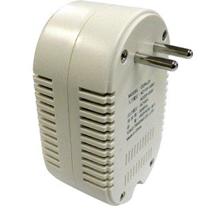 オーム電機 全世界対応 ドライヤー専用変圧器 1500W CCR-LD1