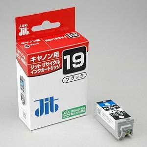 サンワサプライ リサイクルインクカートリッジ JIT-C19B|cocoatta