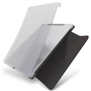 エレコム ELECOM 新型 iPad ケース 2019 10.2 インチ 第7世代 衝撃に強い s...