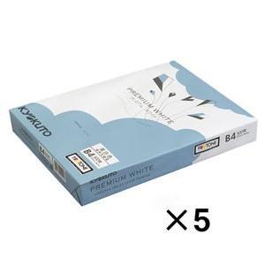 キョクトウ プレミアムコピー用紙 プレミアムホワイト B4 PPCKB4