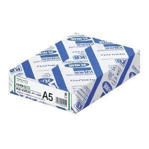 コクヨ KB用紙 ホワイト A5 白色度80%...の関連商品8