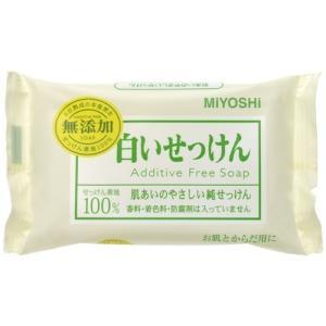 玉の肌石鹸 無添加 白いせっけん 108g...