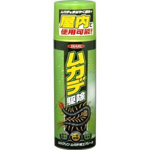 イカリ消毒 ムシクリンムカデ用エアゾール 480ml