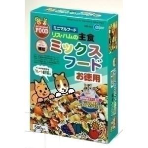リスハムの主食ミックスフードお徳用 500g ◇◇の関連商品5