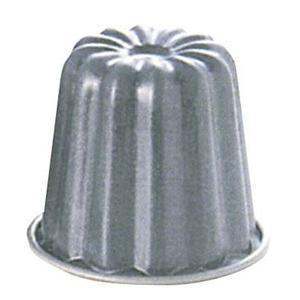 霜鳥製作所 ブラックフィギュア カヌレ焼型 D-076 3633500