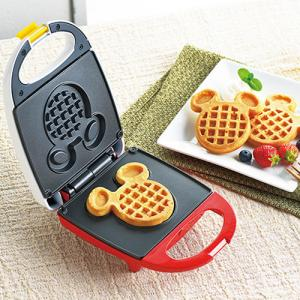 ミッキーマウス ワッフルメーカー MM-211|cocoatta