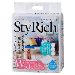 シーズイシハラ クリーンワン スタイリッチシート リラックスオリエンタルの香り ワイド 44枚