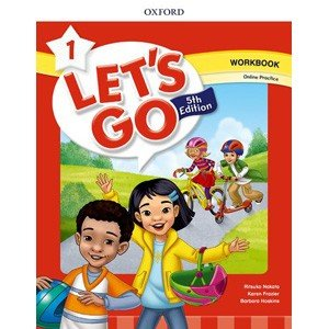Oxford University Press Let's Go 5th Edition Level 1 Workbook with Online Practiceの商品画像