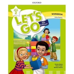 Oxford University Press Let's Go 5th Edition Let's Begin 2 Workbook with Online Practiceの商品画像|ナビ