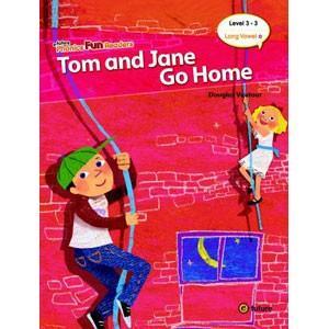 e-future Phonics Fun Readers Level 3 Tom and Jane ...