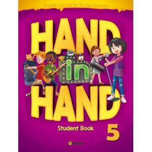 5880円(税込)以上で送料無料!  【商品概要】  Hand in Handは7レベル構成の小学生...