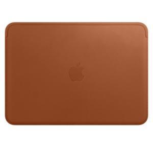 アップル Apple 12インチMacBook用レザースリーブ  サドルブラウン  MQG12FE/A 正規品|cocoawebmarket