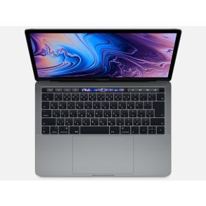 Apple アップル MacBook Pro 13インチ スペースグレイ ( Touch Bar /...