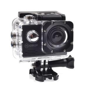 SAC フルHD 1080p 対応 アクション カメラ 2インチ液晶 30M 防水ケース付き AC200BK cocoawebmarket