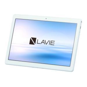 NEC 10.1型タブレットパソコン LAVIE Tab E TE410/JAW [Android OS/メモリ 2GB/ストレージ 16GB/Wi-Fiモデル]  PC-TE410JAW ホワイト cocoawebmarket