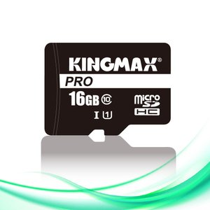 【ネコポスのみ】 KINGMAX キングマックス microSDHCカード 16GB Class10 UHS-I 対応 SD変換アダプター付属 KM16GMCSDUHSP1A-1|cocoawebmarket