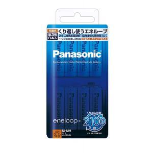 パナソニック エネループ eneloop 単3形充電池 8本パック スタンダードモデル BK-3MCC/8  (※電池のみ・充電器別売り) cocoawebmarket