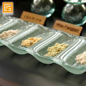 プレート ガラス(5S)   アジアン雑貨 バリ おしゃれ リゾート バリ雑貨 バリ風 インテリア|cocobari