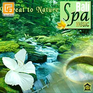 ヒーリング系   Retreat to Nature Bali Spa(CD)   バリ 音楽 CD 小鳥 さえずり バリ島 試聴OK 癒しミュージック サロン BGM メール便対応可|cocobari