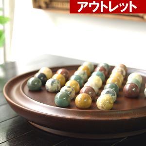 バリ雑貨 アウトレット ソリティア(マーブルの石セット) アジアン雑貨 バリ おしゃれ ココバリ|cocobari