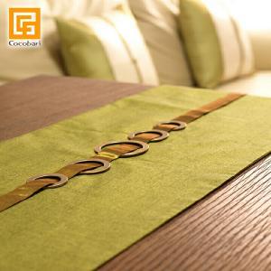 タペストリー(Green×Olive) lxl アジアン 壁掛け 壁飾り おしゃれ バリ バリ雑貨 バリ風 インテリア メール便対応可|cocobari