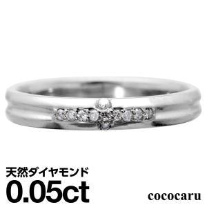 ダイヤモンド 指輪 リング プラチナ レディース 人気 cococaru