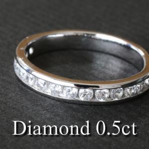 ダイヤモンド 指輪 K10 ホワイトゴールド エタニティリング レディース 人気 cococaru