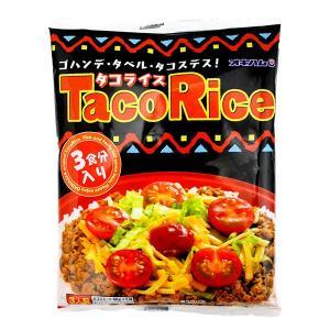 オキハム タコライス 3食