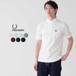 フレッドペリー 日本製 ボタンダウン ポロシャツ F1542|cocochiya