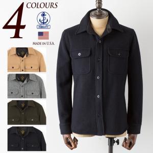 フィデリティ 米国製 CPOシャツジャケット FIDELITY MADE IN USA メンズ アウター|cocochiya