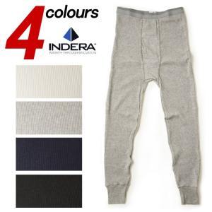 インデラミルズ クラシック サーマル パンツ メンズ INDERA MILLS 810DR 800DR|cocochiya