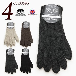 ブラックシープ 手袋 モバイル グローブ スマホ対応 BLACK SHEEP MOBILE GLOVES SM07M メンズ レディース 英国製 手編み|cocochiya