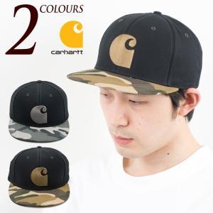 カーハート キャップ 迷彩ブリム ブローカー キャップ 102507 CARHARTT BROOKER CAP メンズ レディース 帽子|cocochiya