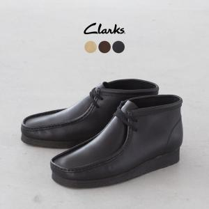 クラークス ワラビーブーツ Clarks WALLABEE BOOT メンズ モカシン チロリアン シューズ|cocochiya