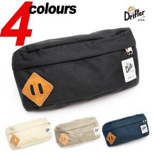 ドリフター クラシック ヒップサック M 米国製 Drifter CLASSIC HIP SACK M コーデュラナイロン CLORDURA NYLON ウエストバッグ 鞄 サイクリング DF0530|cocochiya