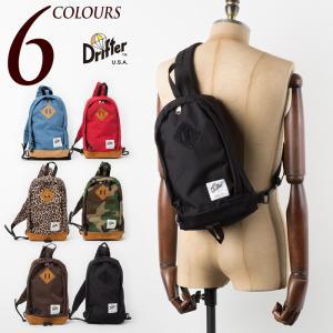 ドリフター プレイ パック 米国製 コーデュラナイロン CORDURA NYLON Drifter PLAY PACK DF0580 ミニショルダーバッグ 鞄/カバン|cocochiya