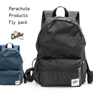 ドリフター フライ パック 米国製 Drifter FLY PACK DF2460 パラシュートプロダクツ PARACHUTE PRODUCTS バックパック デイパック リュック 鞄|cocochiya